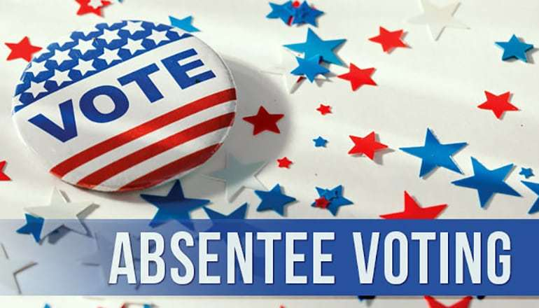Absentee Voting Public Domain